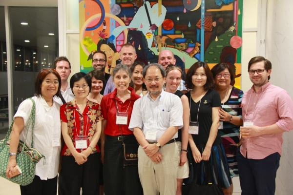 OSU Faculty, Students and Alums at LabPhon14