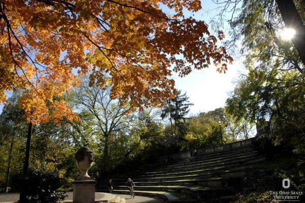 The Amphitheater on OSU main campus
