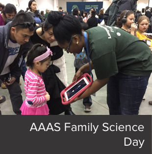 AAAS Family Science Day